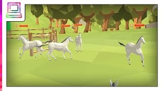 My Little Horse Farm Android Gameplay (Horse Game)