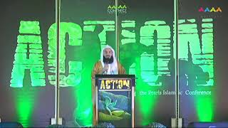 Behold It Is Your Deeds | Connect Institute | Manila, Philippines 2018 | Mufti Menk