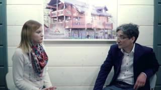 Интервью о преимуществах домов Finnlamelli