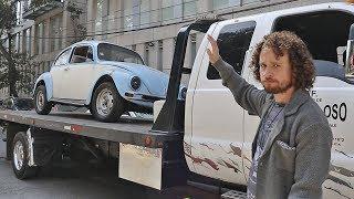 Adiós a mi viejo auto... Comienza la REPARACIÓN!