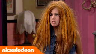 Haunted Hathaways | Haunted Besties - Bad Hair Day | Nick