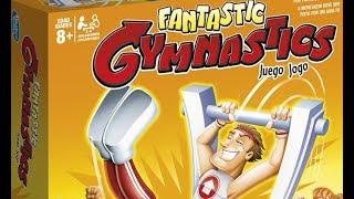 Fantastic Gymnastics - Juego de Mesa | HASBRO 2017 JUGUETE