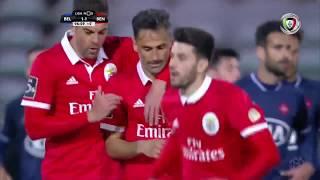 Golo de Jonas: Belenenses 1-(1) Benfica (Liga 20ªJ)
