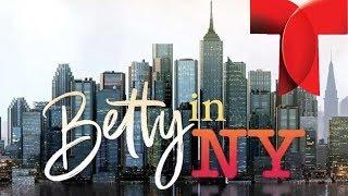 ¡Oficial! Betty In New York- Remake de Betty la fea.