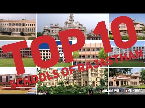 Top 10 Schools in Rajasthan | Best Schools For Intermediate Admission