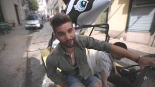 Kendji Girac - Le Making-Off de son clip