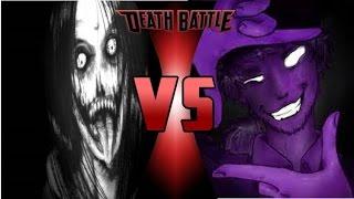 DEATH BATTLE Trailer: Jeff the Killer vs Purple Guy (Fan-Made)