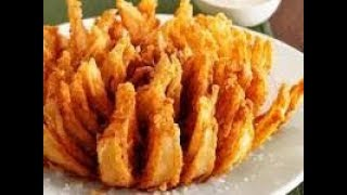 Air Fryer Easy Low - Calorie Blooming Onion