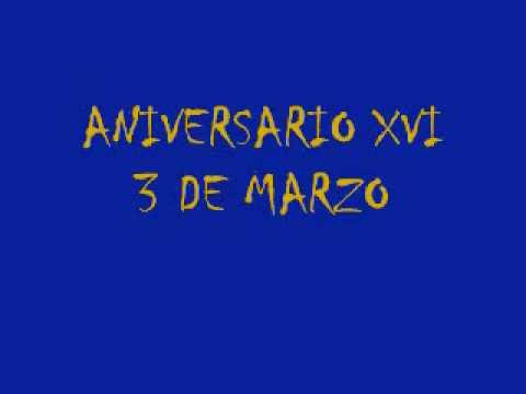 Xxx Mp4 XVI ANIVERSARIO 3 DE MARZO 2009 3gp Sex