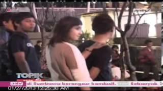 TOPIK ANTV Malam di Kawasan Dago Bandung