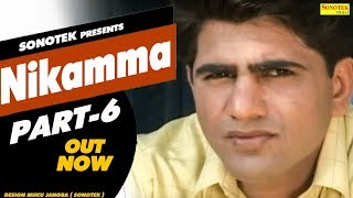 HD Nikamma Part 6 || निकम्मा भाग 6 || Uttar Kumar || Hindi Full Movies