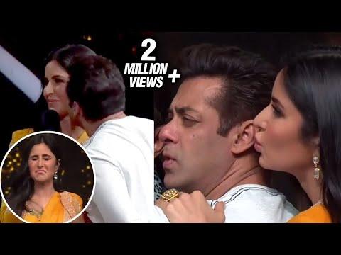 Xxx Mp4 Salman Khan CUTELY KISSES HUGS Katrina Kaif In Public Dance India Dance 6 3gp Sex