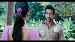She Stole My Heart  - Singam Tamil best scene