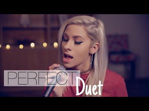 Ed Sheeran, Beyoncé - Perfect Duet (Andie Case & Nash Overstreet Cover)
