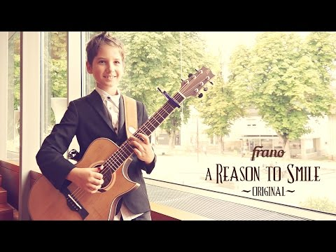 Reason to Smile | Original | 11yr old Frano