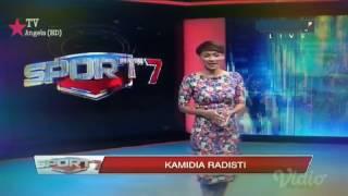 Kamidia radisti seksi,Sport7 Malam Eps.Maret 2017