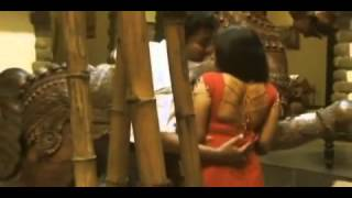 Indian couple - hot bed scene