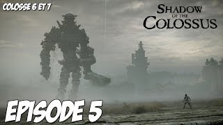 Shadow of The Colossus : Le coup de L'anguille | Episode 5