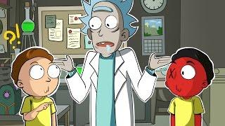 Rick and Morty: Virtual Rick-ality! | I'M A MORTY CLONE? (F*ck You, Rick!)