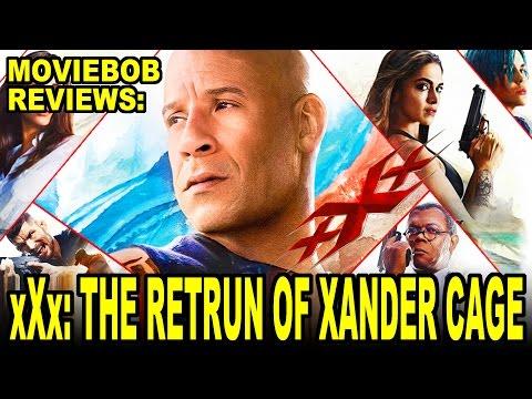 Xxx Mp4 MovieBob Reviews XXX 3 The Return Of Xander Cage 3gp Sex