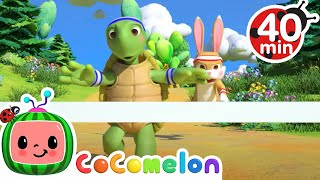 The Tortoise and the Hare + More Nursery Rhymes & Kids Songs - CoComelon