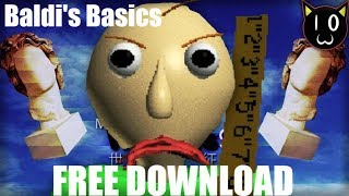 How To Download Baldi's Basics For Free
