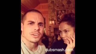 Jennifer Lopez and Beau Casper smart - Dubsmash 09/08/15