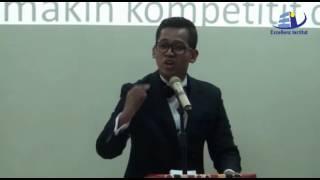 Pidato Bahasa Jerman Siswa Exzellenz Institut