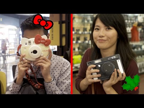 INSTAX Street Photography with Rita Law!