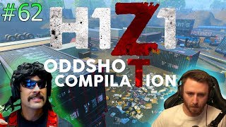 BEST ENAS IN THE GAME... | H1Z1 - BEST ODDSHOTS AND STREAM HIGHLIGHTS #62