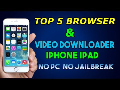 Xxx Mp4 Top 5 Browsers Video Downloader For Iphone Ipad No Pc No Jailbreak 2017 3gp Sex
