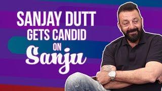 Sanjay Dutt gets candid on Sanju   Bollywood   Pinkvilla   Ranbir Kapoor