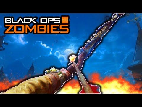 BLACK OPS 3 ZOMBIES DER EISENDRACHE FULL GAMEPLAY WALKTHROUGH BO3 Zombies