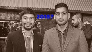 THE TIME IS NOW FOR AMIR KHAN & MIKEY GARCIA TO FIGHT PACQUIAO