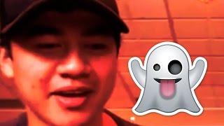 5SOS - Calum sees a Ghost