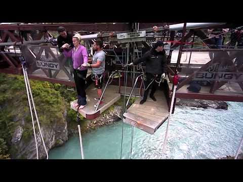Kawarau Bridge Bungee Jump 20th November 2014