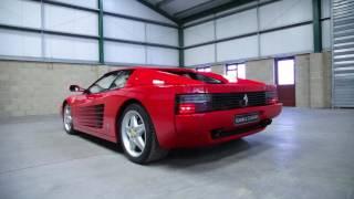 Source Luxury Cars: Ferrari 512TR