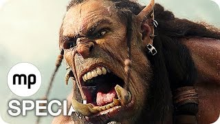 WARCRAFT Clips & Trailer German Deutsch (2016) Warcraft: The Beginning