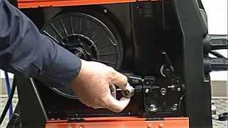HB2000 4-in-1 Multi-function welding machine   drive Rolls   (023- 030) (035-045)  ROLLER SET UP