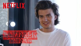 Stranger Things Rewatch | Behind the Scenes: Christmas Sweater | Netflix