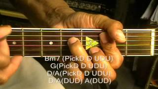 Avicii Wake Me Up Guitar Lesson / Cover How To Play On Guitar No Capo Fingerstyle