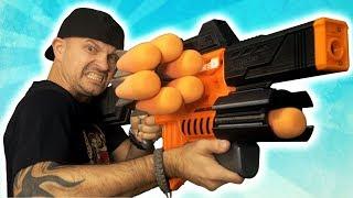 NERF Build Your Blaster: ROCKET Challenge!