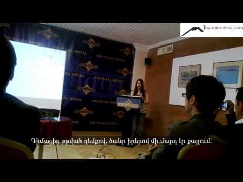 Xxx Mp4 On 02 10 2016 In The Armenia The Japanese Oral Speech 6 Th Contest 6speech With Logo AM S 3gp Sex