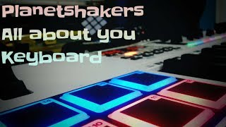 All about You PlanetShakers - Cover Piano Synth