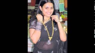 malayalam hot actress  kaveri hot navel  in black saree