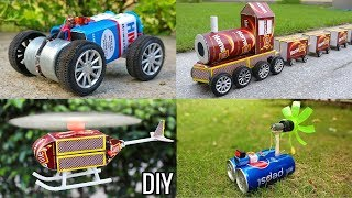 4 Amazing DIY TOYs | Awesome Ideas