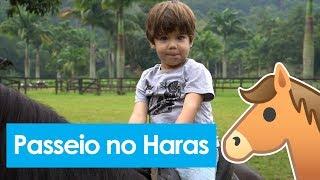 Vlog: Passeio no Haras - Luana Piovani