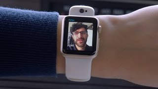 TAKE PHOTOS WITH YOUR APPLE WATCH!