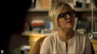 Lucifer and Dr. Linda -