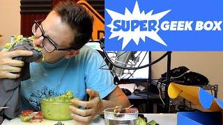 Bad Unboxing - Super Geek Box [June 2015]